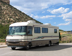 Camping Trailer And RV Parks In Rosarito